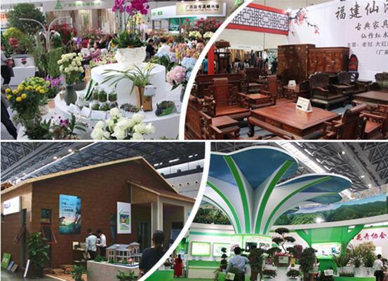 东博会林木展:展示林业全产业链 突出绿色与科技