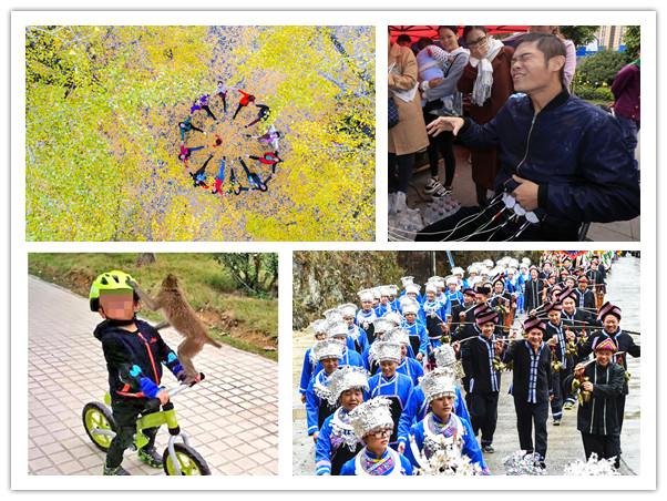11月20日焦点图:兴安漠川乡迎来银杏最美观赏季