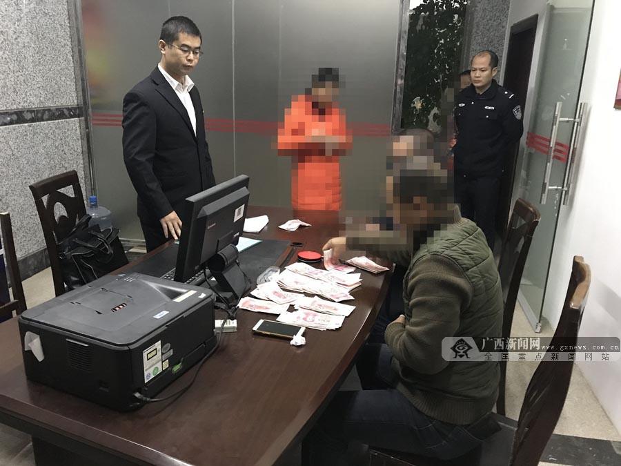 """""""老赖""""从广东返回 执行法官迅速出动让其还清欠款"""