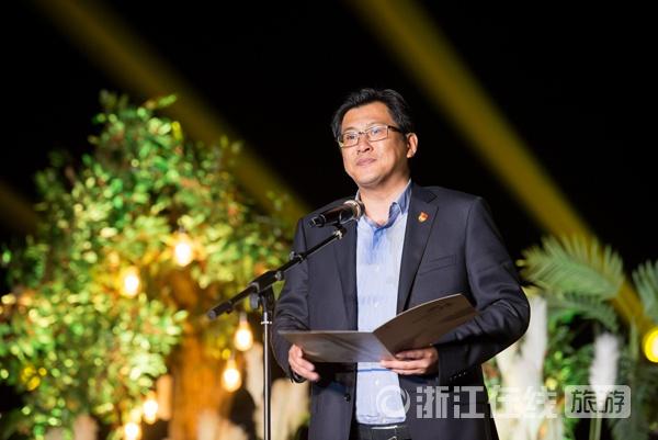 全国网媒夜游西塘:诗歌音乐中感受全新5A江南水乡