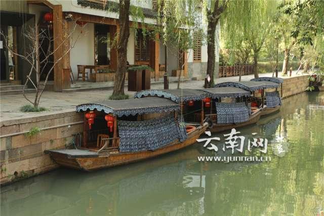 一梦南浔 天下难寻 浙江南浔古镇带动旅游全域化