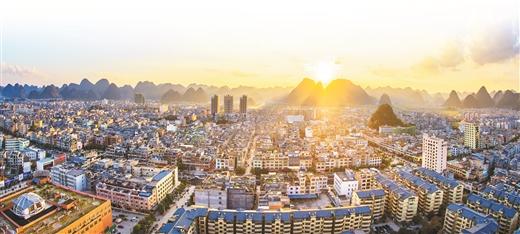 靖西发展全域旅游 展现边关风情