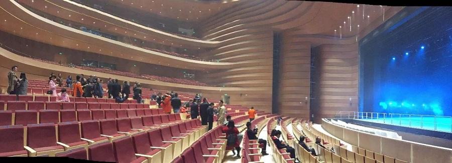 广西文化艺术中心开票 明年1月3日将举行开幕首演