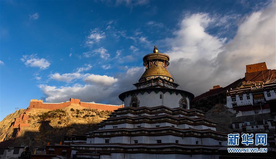 西藏各级文物保护单位达1424处(图)