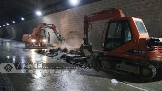 12月2日至9日泉南高速桂柳段黄冕至波寨施工  将实行交通管制
