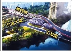 南宁竹溪大道跨线桥工程开建 明年8月30日前建成通车