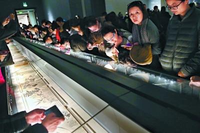 一场美展阅尽600年文人画