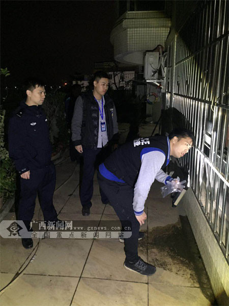 男子撬窗入室盗窃  民警追赃挽回损失