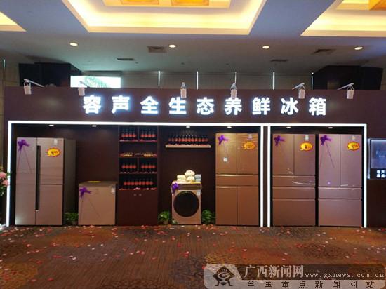 2018年容声新品推介暨经销商开局会议在南宁召开