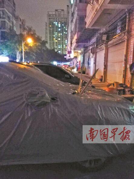 南宁:不明气体爆炸 致民宅内两人受伤(图)