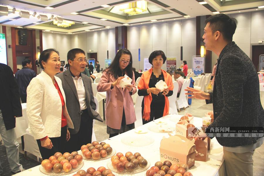 """在桂台商的创业生活故事:""""能量爆发""""在广西"""