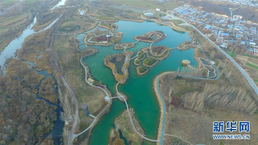 (环境)(1)冬日淇河湿地美