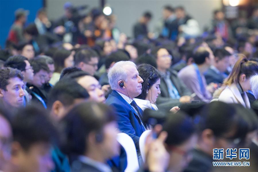(经济)(3)第四届世界互联网大会在乌镇闭幕