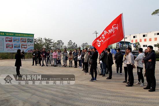 平南:夯实产业基础 筑牢县域经济发展的基石(图)