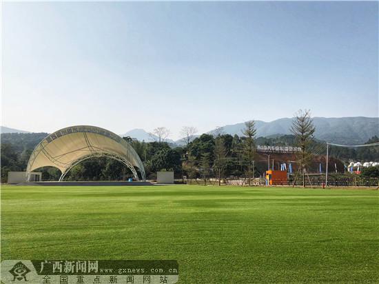 贵港西山风景区