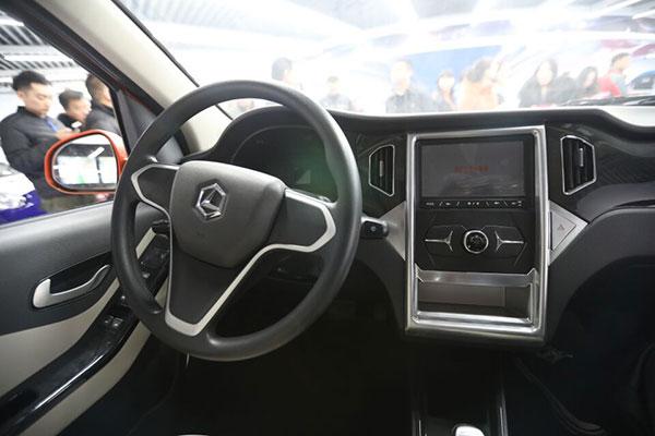 每8辆低速电动汽车就有1辆产自比德文图片