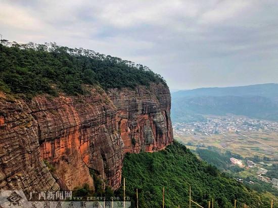 北流铜石岭国际旅游度假区获批为国家4A级旅游景区