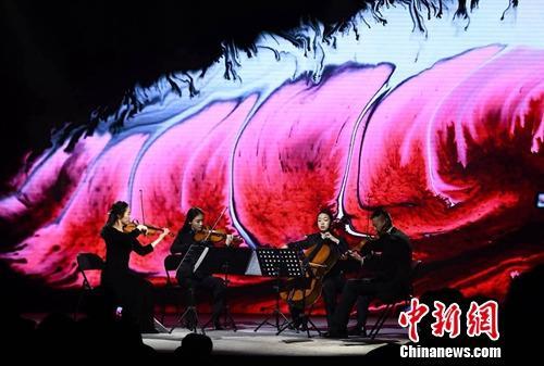 库客音乐十周年庆典举办:古典音乐走向未来