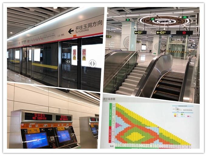 南宁地铁2号线站点装修曝光 铜鼓文化贯穿全线