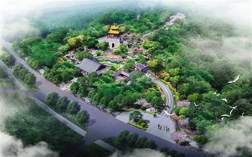 """园博会城市展园设计亮点:纸上""""最美中国""""韵味尽显"""