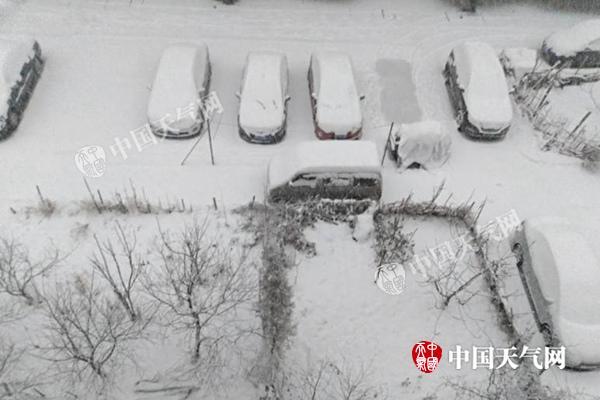 中东部22省份将现雨雪 太原等地迎初雪