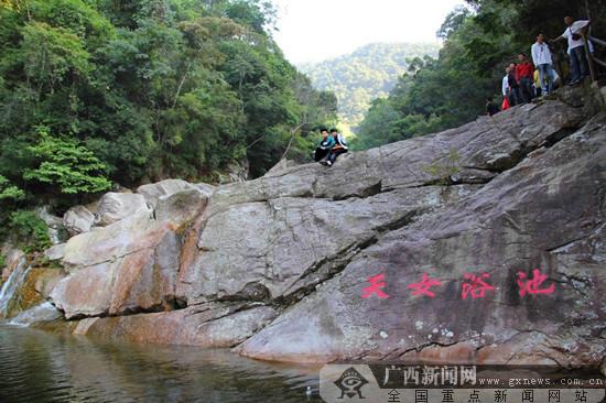 打造全国生态休闲旅游名县 上思渐成旅游好去处