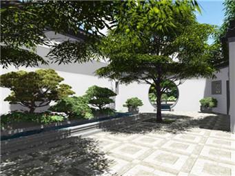 第十二届园博会展园提前看:苏州园与昆山园(图)