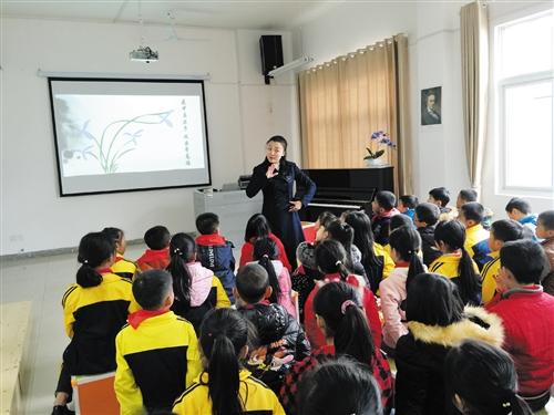 南宁市各学校开展宣传十九大精神活动