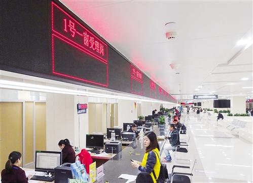 南宁市民中心:零投诉零超期 服务配套再优化很贴心
