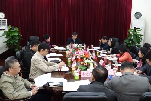 2017年中国(广西)石墨烯创新成果交流展示会总结座谈会召开