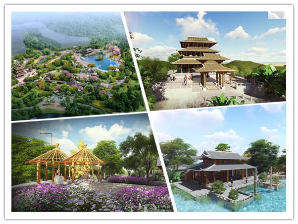 第十二届园博会展园提前看:广西园