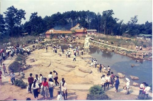 南宁青秀山风景区成立30年 元旦假期门票半价(图)