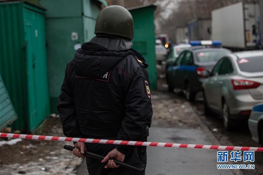 (国际)(1)莫斯科发生枪击事件