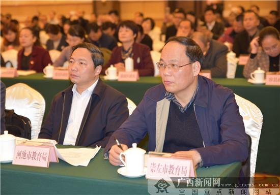 宁明县义务教育均衡发展工作顺利通过国家验收