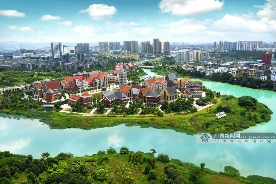 南宁高新区以党建工作引领园区经济发展综述