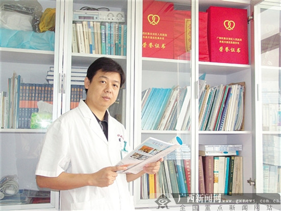 骨科博士尹东:侠骨仁心 值得托付生命的修骨高手