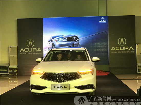广汽Acura ALL NEW TLX-L南宁上市