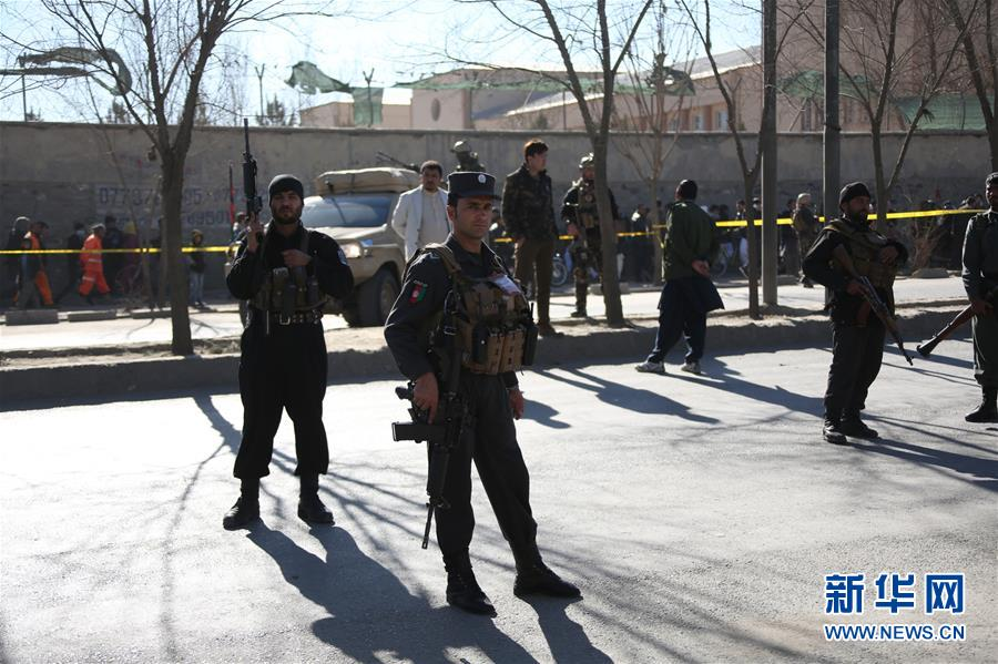 (国际)(1)阿富汗首都喀布尔发生多起爆炸