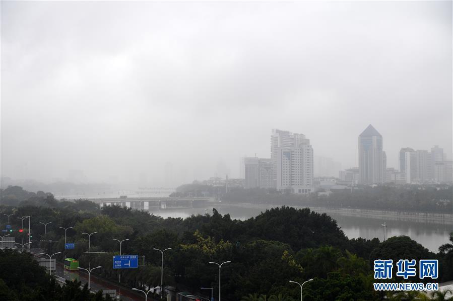 (环境)(3)广西发布大雾蓝色预警