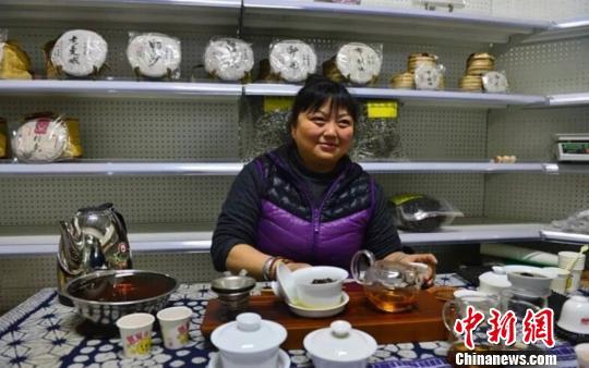 中蒙边民互市贸易区运行近一年累计交易2万人次