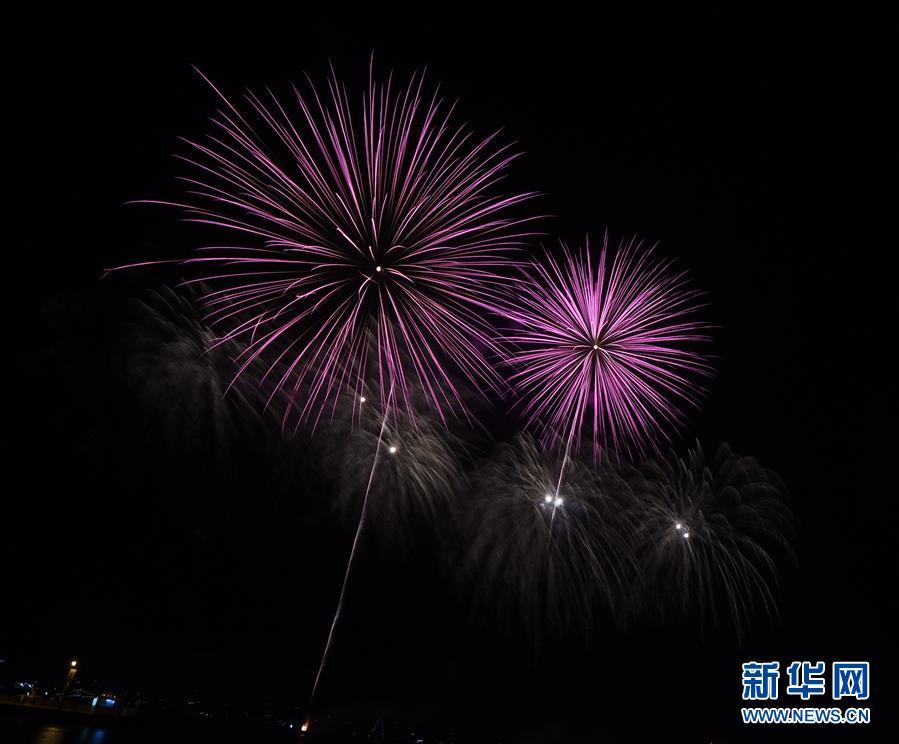 (国际)(1)里斯本音乐焰火迎新年
