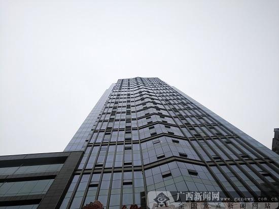 勇攀高峰 2018年广西垂直登高大奖赛在柳成功举办