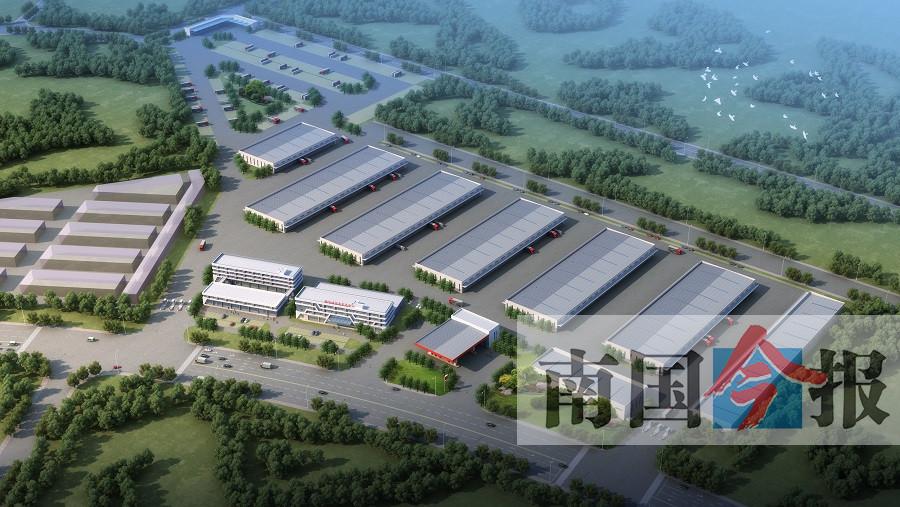 柳州46个重大项目集中开竣工 总投资428.75亿元