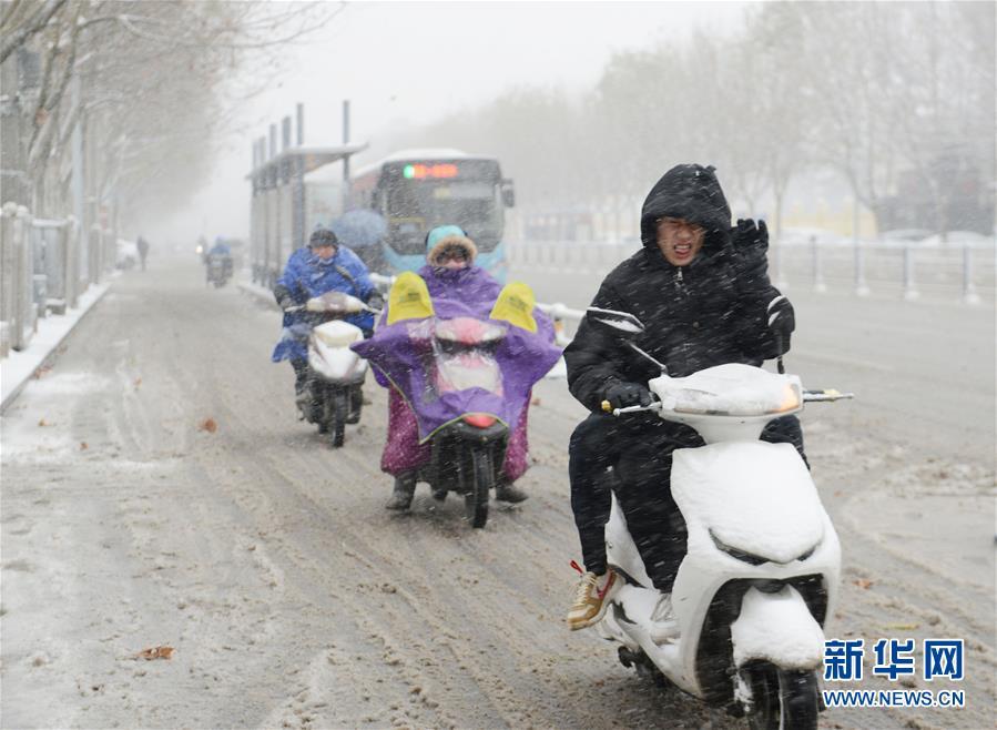 #(环境)(3)多地迎来降雪