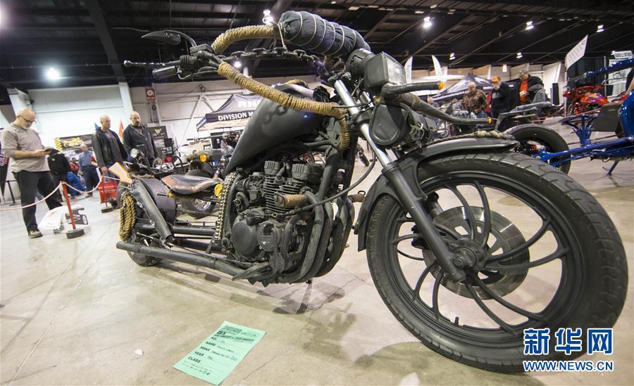 (国际)(5)多伦多举办北美国际摩托车展