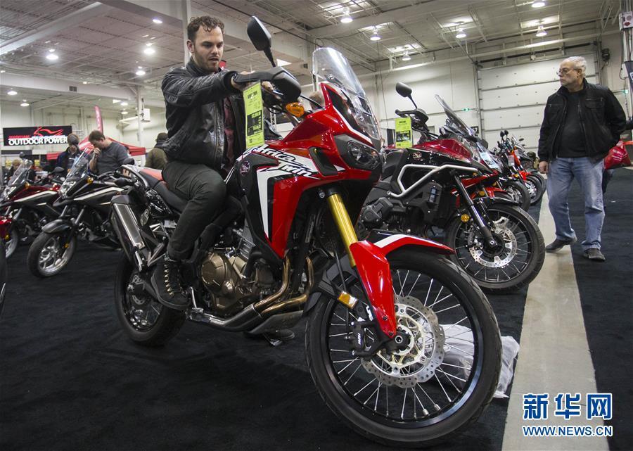 (国际)(3)多伦多举办北美国际摩托车展
