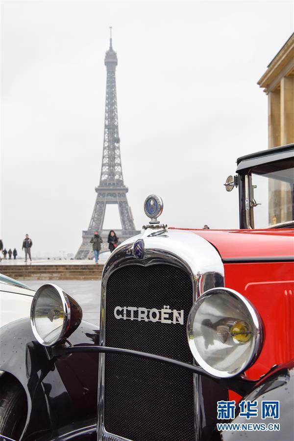 """(国际)(7)""""穿越""""巴黎城"""