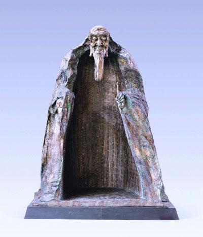 吴为山:老子与《道德经》