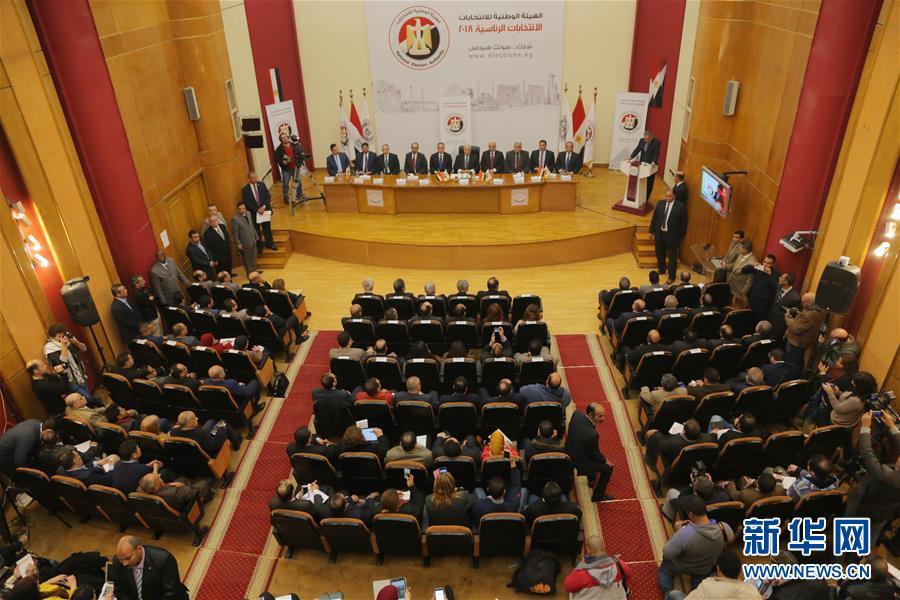 (国际)(3)埃及总统选举将于3月举行