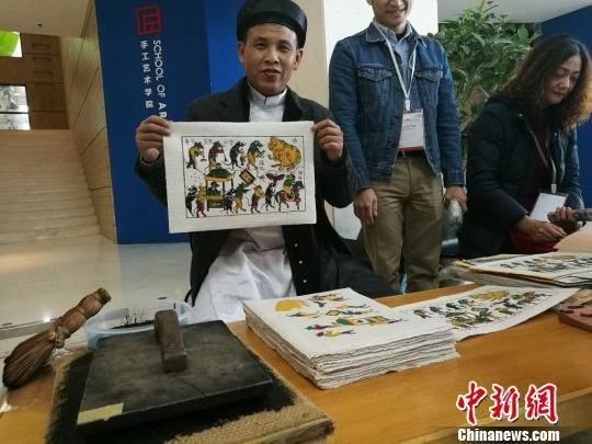 中外研究者苏州探讨传统版画的新发展